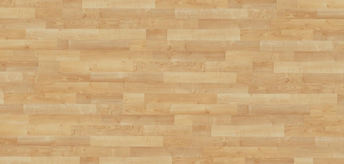 PARADOR Laminat Basic 200 Ahorn Natur Schiffsboden 3-Stab Holzstruktur ohne Fuge, Artikel-Nr.: 1426411 – Bild 3