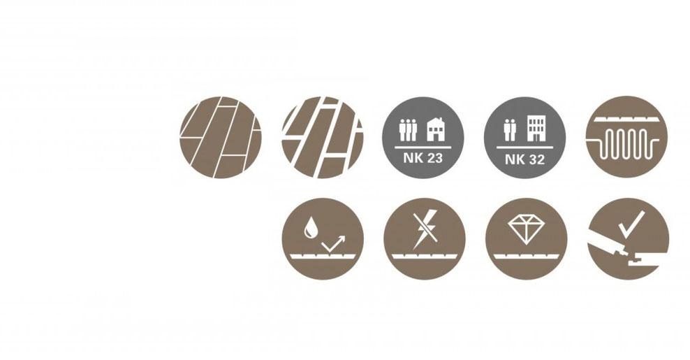 PARADOR Laminat Trendtime 1 Globetrotter urban nature Rustikalstruktur 4-V-Fuge Stabdiele Artikel-Nr.: 1473921 – Bild 8