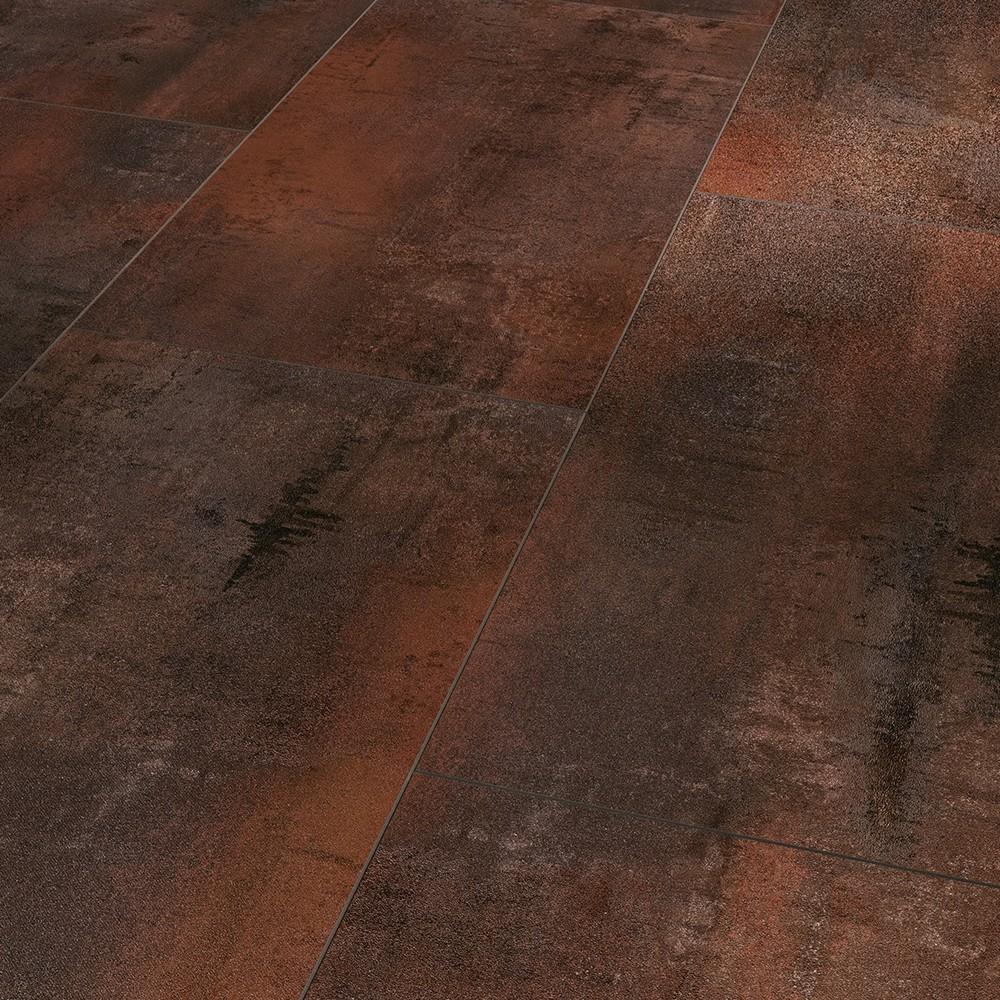 PARADOR Laminat Trendtime 5 Ferrostone Steinstruktur 4-V-Fuge Fliesenoptik – Bild 1