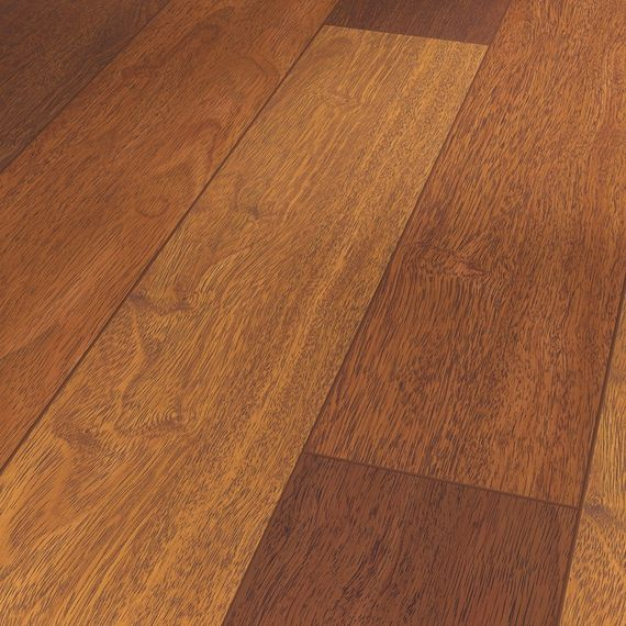 PARADOR Laminat Classic 1050 Merbau Landhausdiele Holzstruktur 4-V-Fuge Landhausdiele Artikel-Nr.: 1475611 – Bild 1
