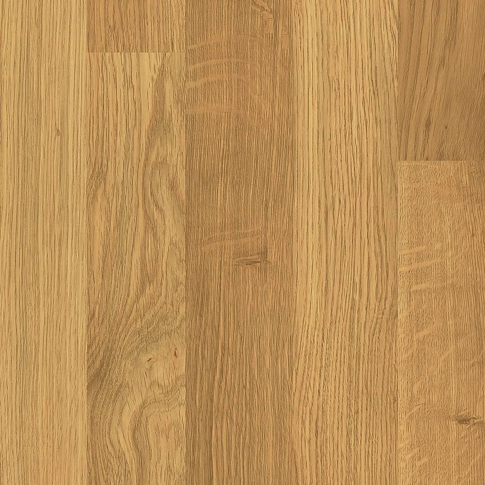 PARADOR Laminat Classic 1050 Eiche natur Holzstruktur ohne Fuge Schiffsboden 3-Stab – Bild 2