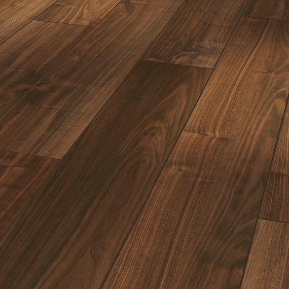 PARADOR Laminat Trendtime 1 Walnuss Holzstruktur 4-V-Fuge Stabdiele Artikel-Nr.: 1473907 – Bild 1