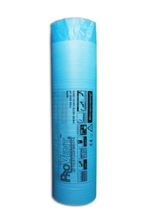 ProVent Trittschalldämmung 3 mm mit integrierter Dampfsperre 15m²/Rolle – Bild 1