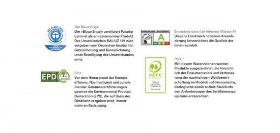 PARADOR Laminat Basic 400 Mini 4-V-Fuge Eiche naturgrau Landhausdiele Seidenmatte Struktur Artikel-Nr.: 1593798 – Bild 13