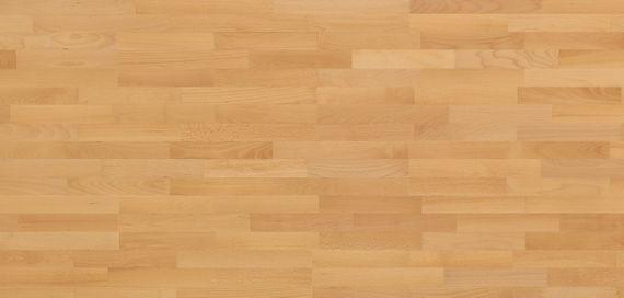 PARADOR Parkett Classic 3060 SB 3-Stab Buche lackversiegelt matt, Natur – Bild 3