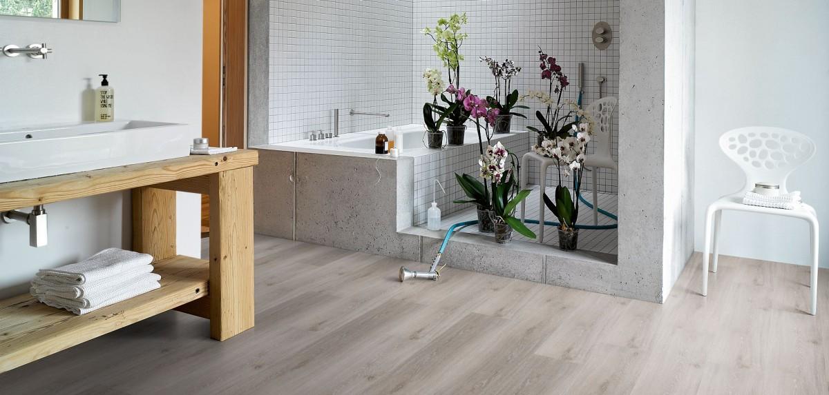 parador vinyl basic 4 3 eiche grau gewei t geb rstete struktur landhausdiele vinyl parador vinyl. Black Bedroom Furniture Sets. Home Design Ideas