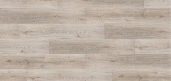 PARADOR Vinyl Basic 4.3 Eiche grau geweißt Gebürstete Struktur Landhausdiele – Bild 3