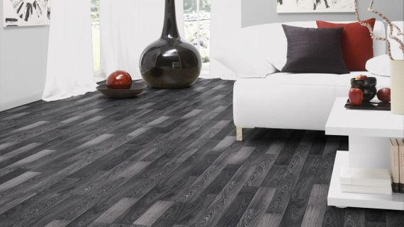 Kronotex Laminat Dynamic Dekor Black and White D2955 Schiffsboden 2-Stab – Bild 6