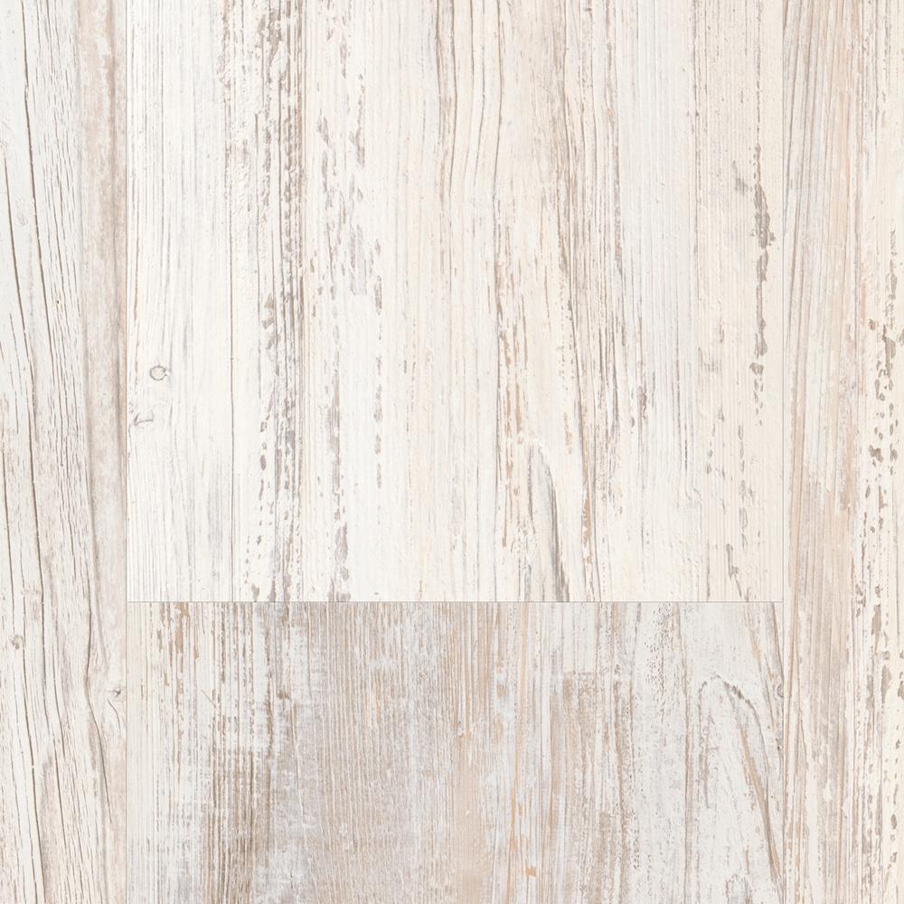 PARADOR Vinyl Basic Pinie Skandinavisch Weiß Gebürstete Struktur - Vinylboden für nassräume