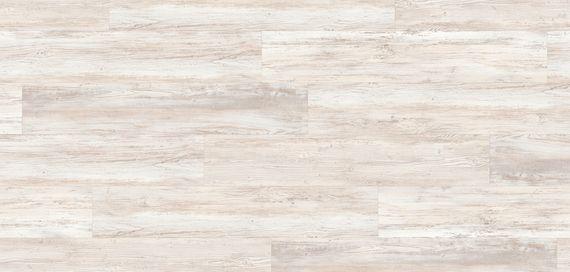 PARADOR Vinyl Basic 4.3 Pinie skandinavisch weiß Gebürstete Struktur Landhausdiele – Bild 3