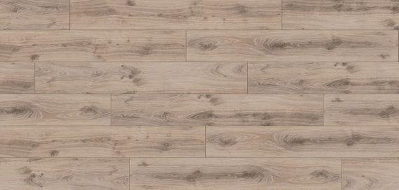 PARADOR Laminat Classic 1050 Eiche Tradition grau-beige Eleganzstruktur 4-V-Fuge Landhausdiele – Bild 3