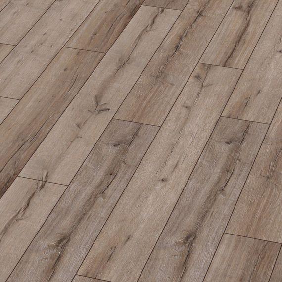 KRONOTEX Laminat Robusto Rip Oak D3075 LHD 1-Stab 4-V-Fuge – Bild 1