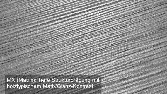 KRONOTEX Laminat Robusto Rip Oak D3075 LHD 1-Stab 4-V-Fuge – Bild 7