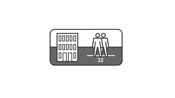 KAINDL Laminat 10.0 Premiumdiele Natural Touch Dekor Hickory Chelsea 34073 umlaufende 4V-Fuge – Bild 8