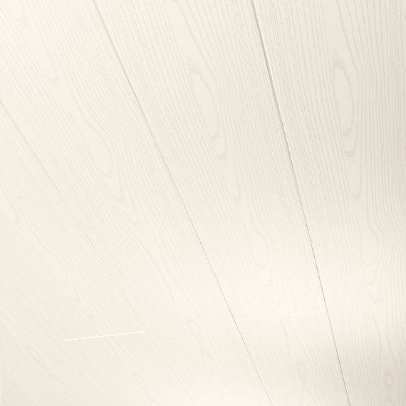 PARADOR Paneele Wand Decke Novara Esche weiß geplankt 1250 mm 587071 umlaufende Null-Fuge – Bild 1