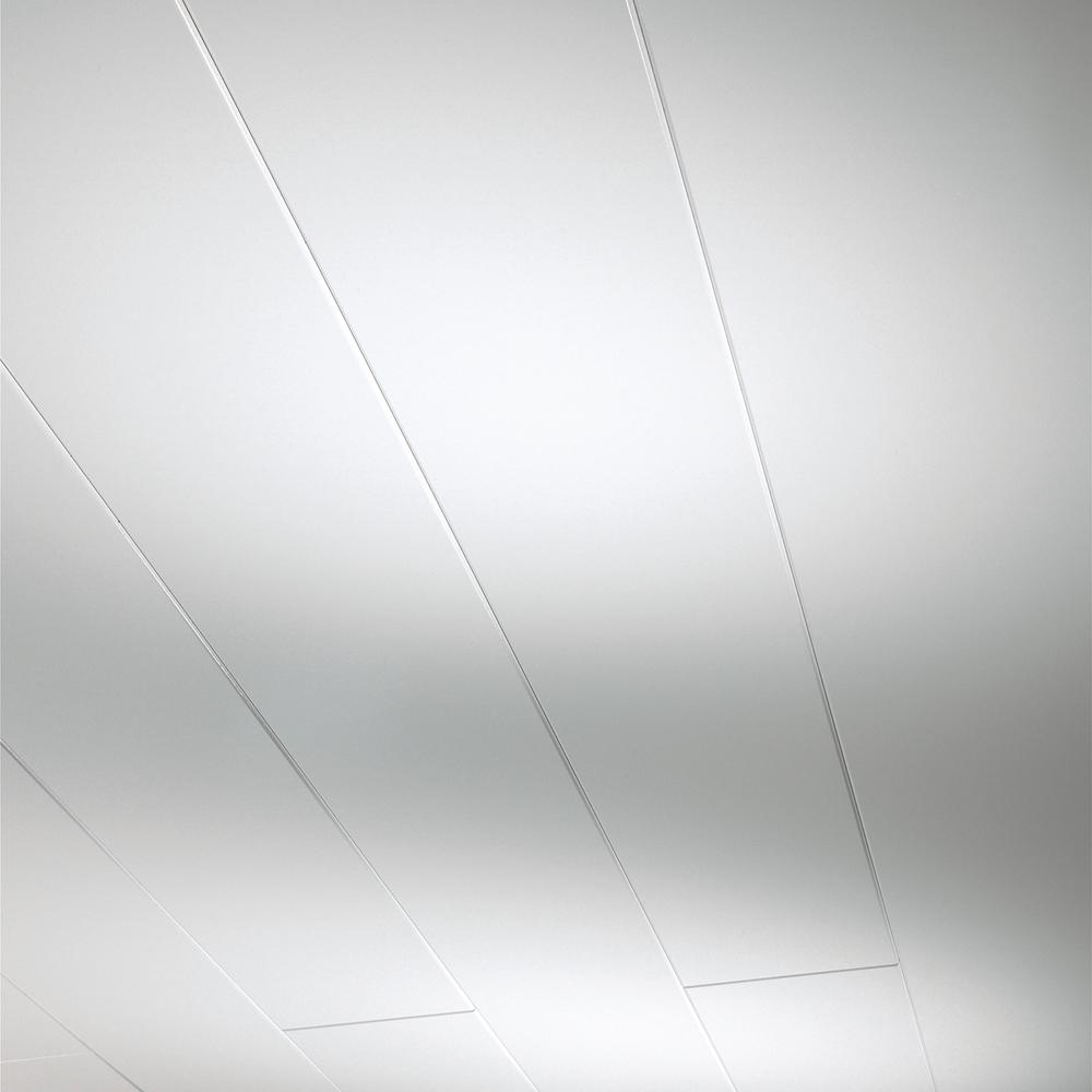 Deckenpaneele Weiss Breit Zuhause