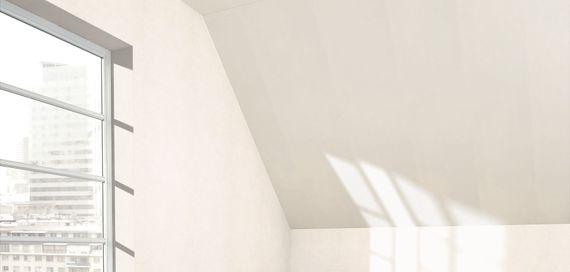 PARADOR Paneele Wand Decke RapidoClick Seidenmatt taupe 2585 mm 1602431 Design Fuge – Bild 4