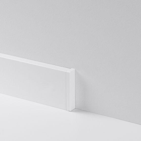Parador Abschlußkappe Endkappe Typ 2 Weiß für SL 3, SL 6, SL 18 – Bild 2
