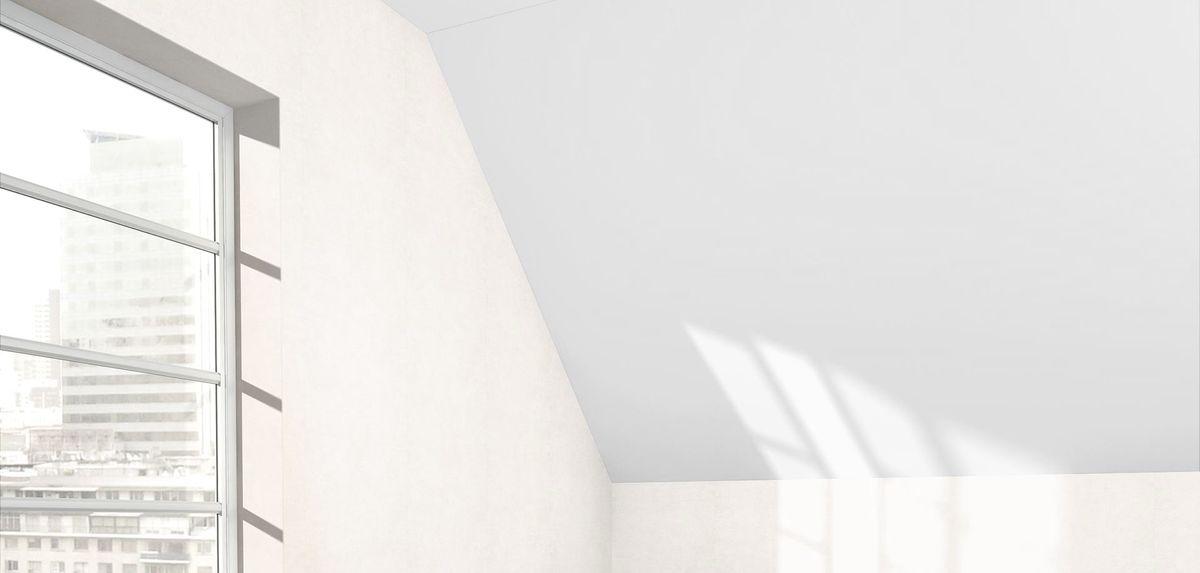 Relativ PARADOR Paneele Wand Decke RapidoClick Weiß hochglanz 1280 mm FK71