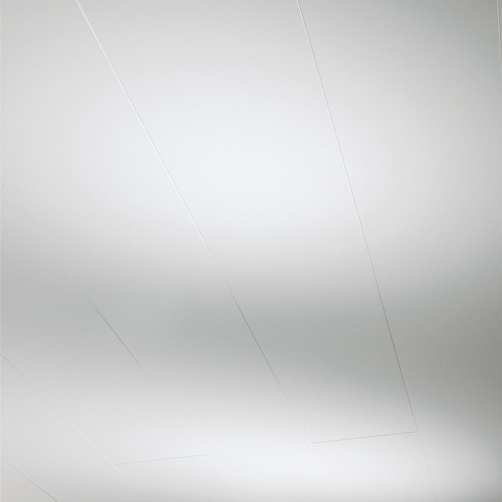 parador paneele wand decke rapidoclick weiß hochglanz 1280 mm