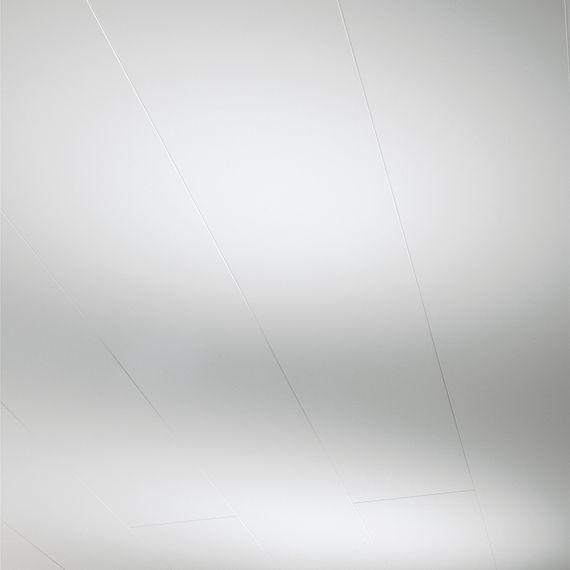 PARADOR Paneele Wand Decke RapidoClick Weiß hochglanz 1280 mm 1258326 Design Fuge – Bild 1