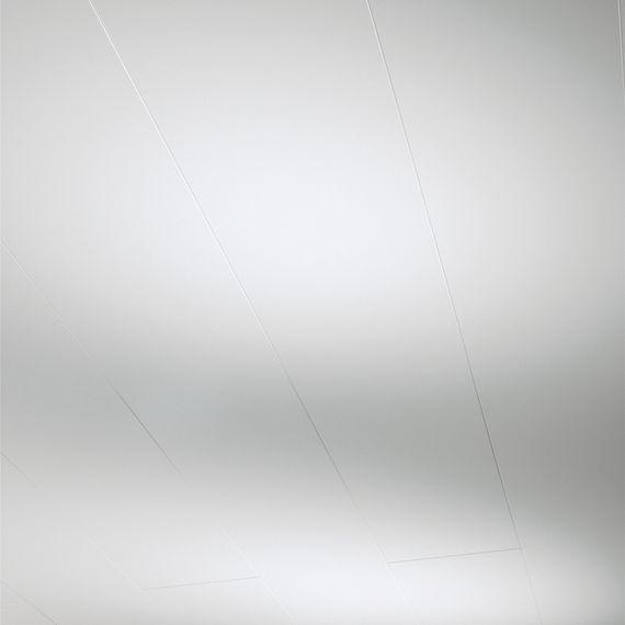 PARADOR Paneele Wand Decke RapidoClick Weiß hochglanz 2585 mm 1258525 Design Fuge – Bild 1