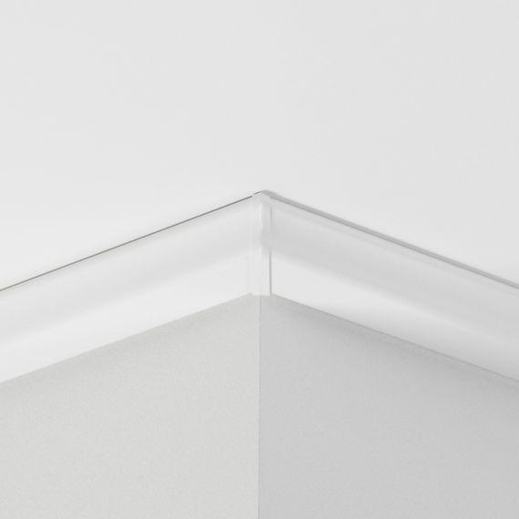 PARADOR Außenecken Weiß 279312 für Deckenabschlussleisten DAL 1