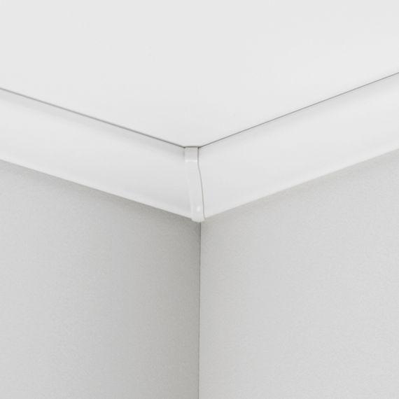 PARADOR Innenecken Weiß 279322 für Deckenabschlussleiste DAL 2