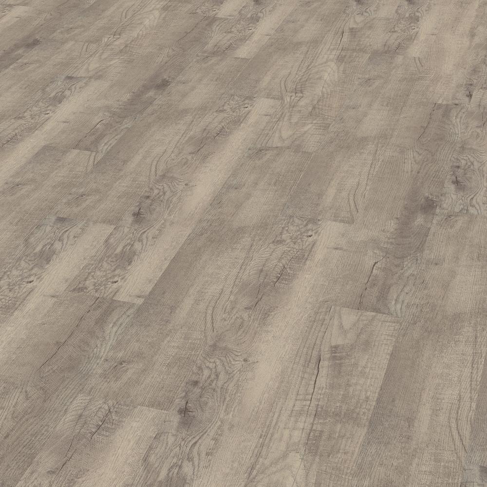 WINEO Klick Vinyl Wood Dekor Chateau Grey Designboden - Vinyl klick laminat 4mm