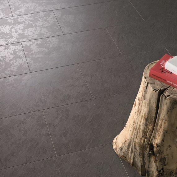 ELESGO Laminat Komplettangebot Fashion Life Maxi V5 Fliesenoptik 11 Dekore inkl. Leisten u. Dämmung – Bild 3