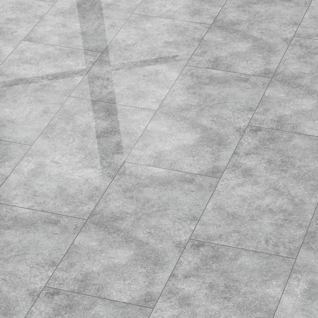 KRONOTEX Laminat Glamour Solino D3528 Fliesenoptik Steinoptik V4-Fuge Hochglanz – Bild 1