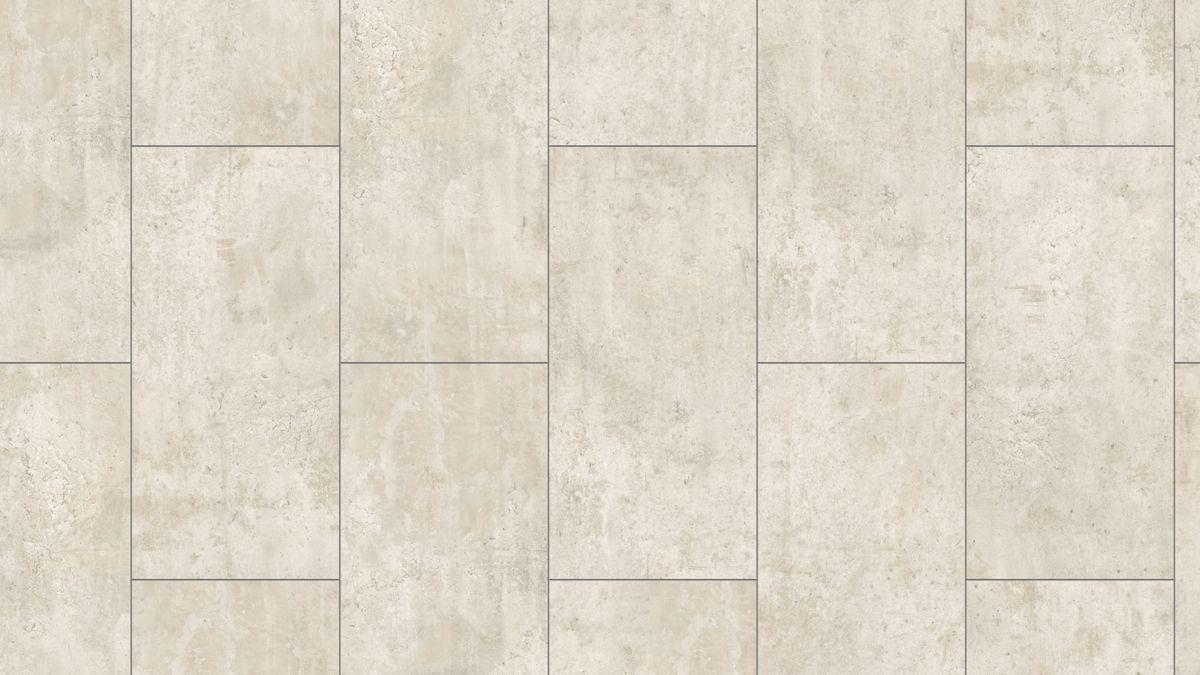 KRONOTEX Laminat Glamour Loft D3547 Fliesenoptik Steinoptik V4-Fuge Hochglanz – Bild 3