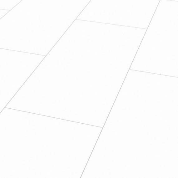 KRONOTEX Laminat Glamour White Hochglanz Fliesenoptik in weiß mit V4-Fuge Artikel-Nr.: D2935 4V – Bild 2