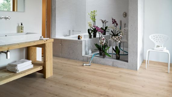 PARADOR Modular One Designboden Eiche Pure hell Schlossdiele Art.-Nr.: 1730803 – Bild 8