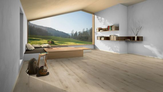 PARADOR Modular One Designboden Eiche Urban hell gekälkt Schlossdiele Art.-Nr.: 1732215 – Bild 9