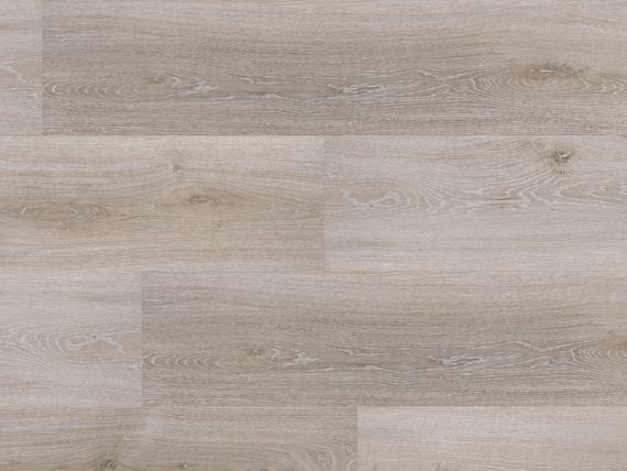 PARADOR Klebe-Vinyl Vollvinyl Basic 2.0 Eiche grau geweißt Gebürstete Struktur Klebevinyl Feuchtraumgeeignet  – Bild 3