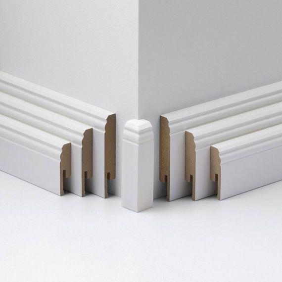 Parador Außenecke Typ 2 Weiß für HL 1 , HL 2 , HL 3 – Bild 1