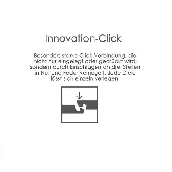 CHECK one Vinylboden XL Fliese Vinyl 0.3 Dekor Eiberg Schiefer 4V-Fuge 2117 – Bild 7