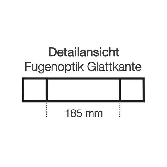 ELESGO Laminat Shiny Life Superglanz Hochglanz floor Eiche Diamant – Bild 3