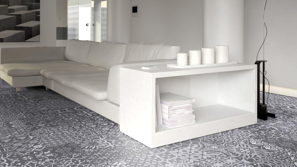 KRONOTEX Laminat Glamour Palazzo Q004 Natursteinoptik matte Oberfläche – Bild 8