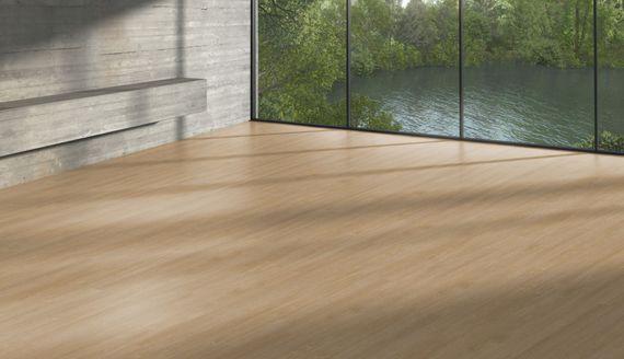 Parador Laminat Eco Balance 7-32 Eiche Prestige Natur Landhausdiele Seidenmatte Struktur 4-seitige Mini V-Fuge Artikel-Nr.: 1711221  – Bild 4