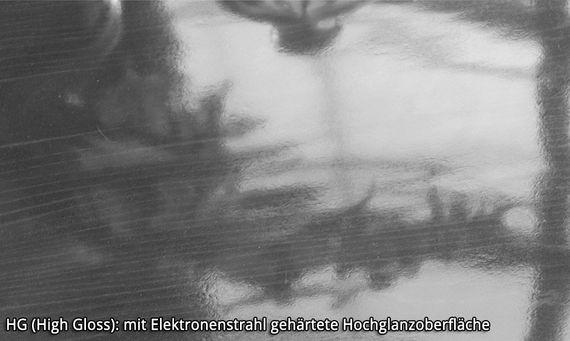 KRONOTEX Laminat Glamour Gloss Art schwarz U 190 Hochglanz XL Fliesenoptik ohne Fuge Artikel-Nr.: U190 – Bild 7