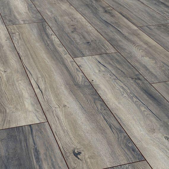 JANGAL Laminat Dekor Honey Camp Oak Eiche grau 4-V Fuge Artikel-Nr.: 8024  – Bild 1