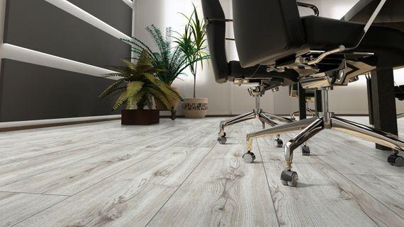 JANGAL Laminat Dekor Cederberg Oak Breitdiele grau 4-V Fuge Artikel-Nr.: 8127 – Bild 6