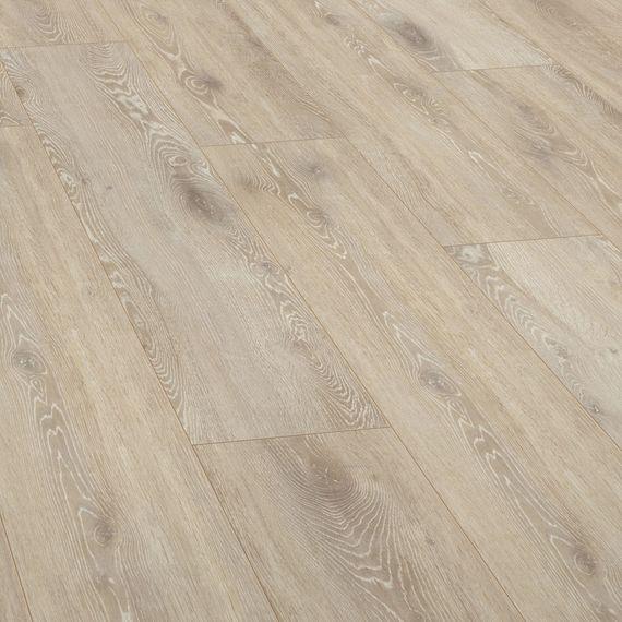 JANGAL Laminat Dekor Zembra Oak Eiche hellbraun beige Breitdiele 4-V Fuge Artikel-Nr.: 8104 – Bild 1