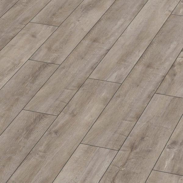 KRONOTEX Laminat Exquisit Oriental Oak Grey D4985 Eicheoptik grau braun – Bild 1
